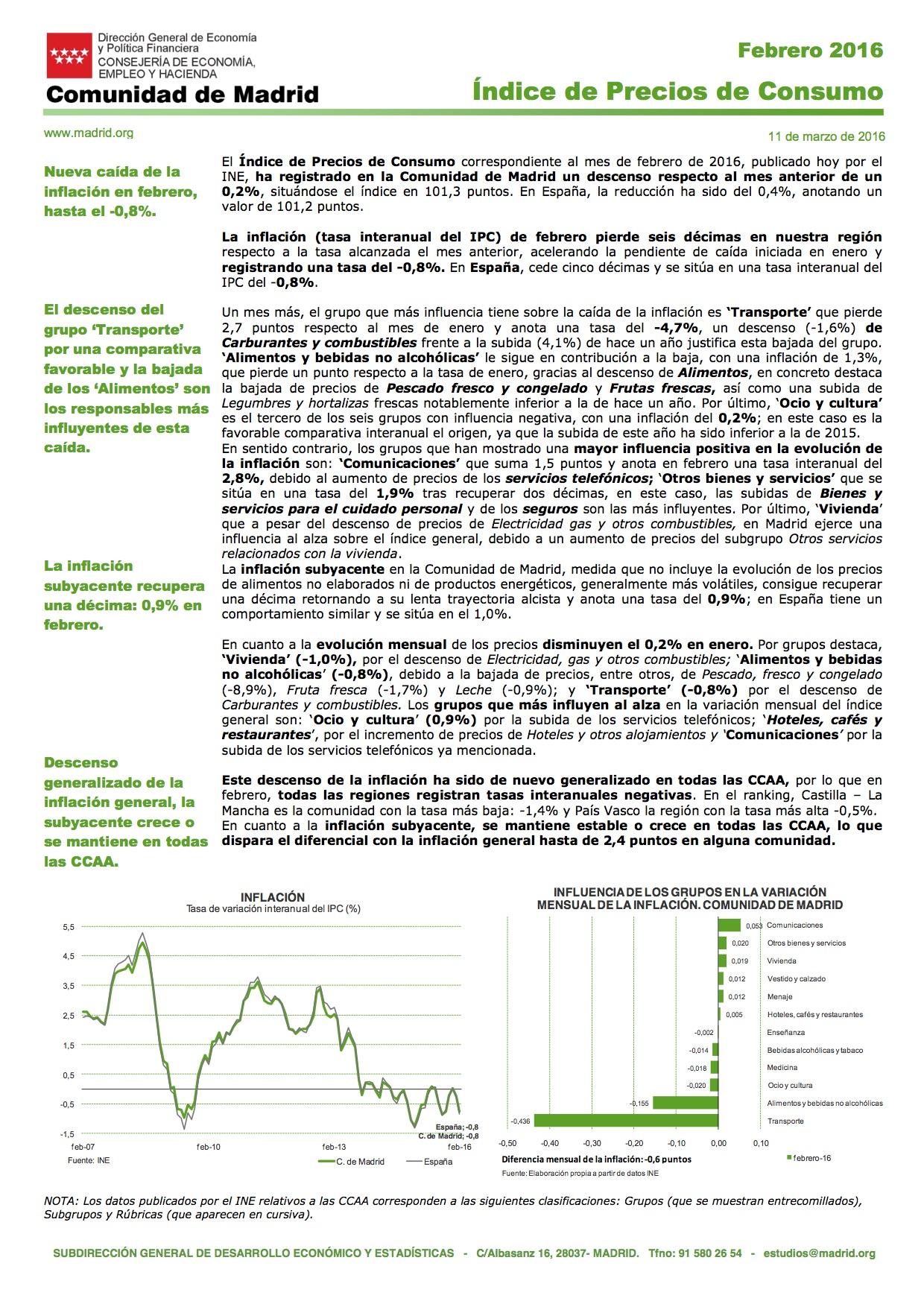 IPC 2Febrero 2016 Comunidad de Madrid_nota