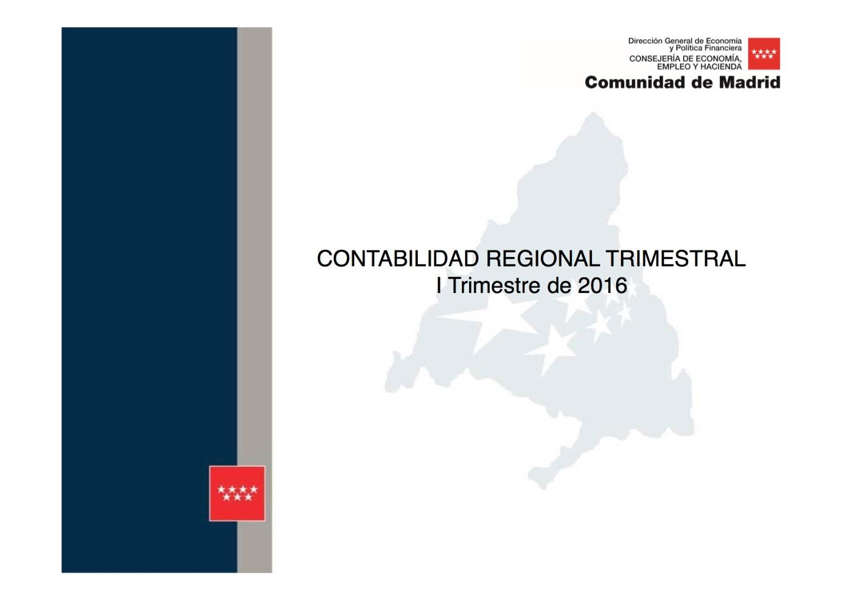 Presentación 1 PIB REGIONAL I TR 2016